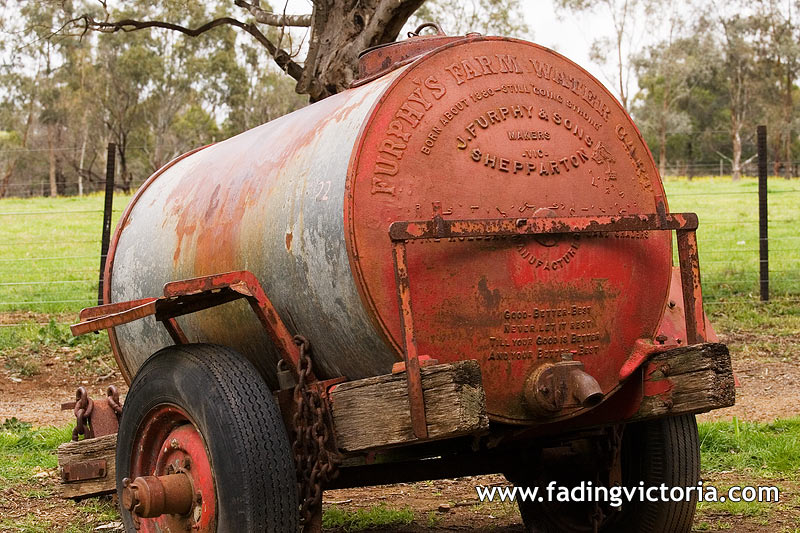 Furphy's Farm Water Cart